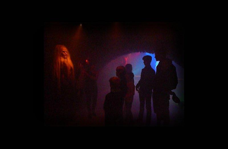 V noci mezi Krampusy...