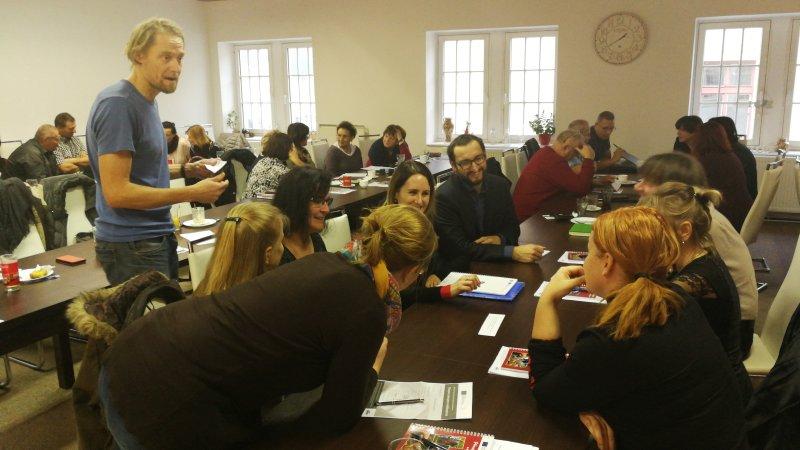 Konference o vzdělávání na Kaplicku