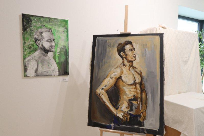 Výstava Michaely Bučkové