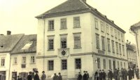 Výstavba nové školy v roce 1862