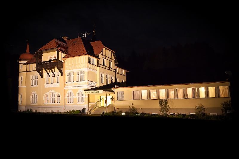 Hotel Zámeček Kaplice