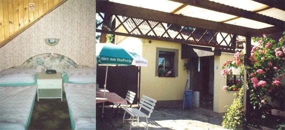 Občerstvení a ubytování u Kotlasky