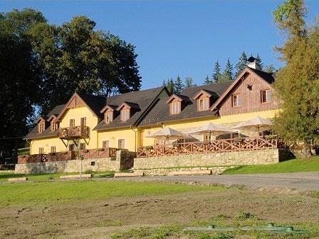 Penzion Lesovna Žofín