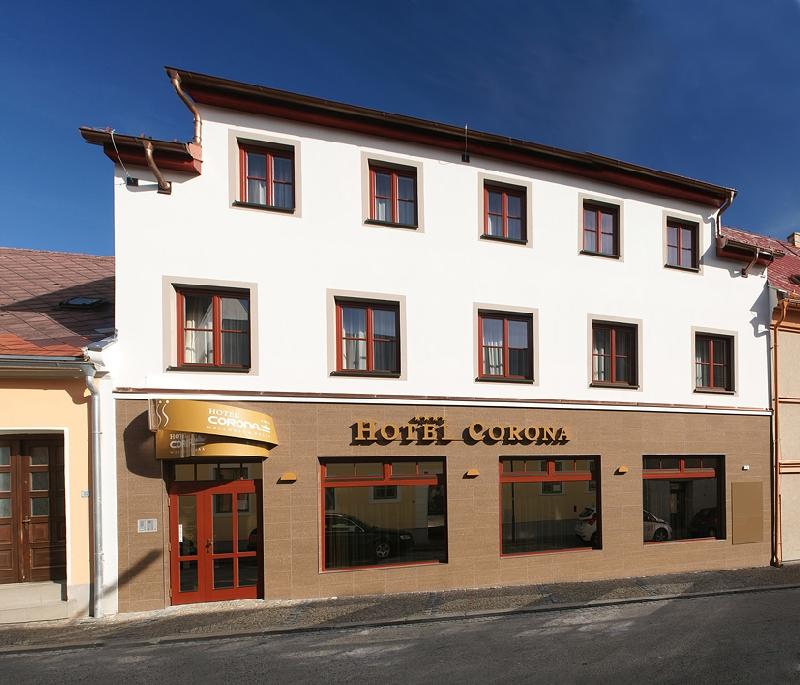 Wellness hotel Corona
