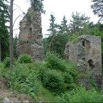 Louzek ruin