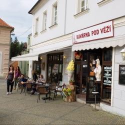 Kavarna pod Vezi