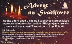 Advent na Svachovce
