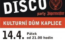 Disco party Jägermeister