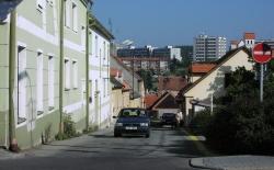 Uzavírka ulic Horská a Široká