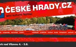 Vstupenky na festival České hrady.cz