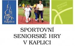 Seniorské sportovní hry