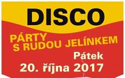 Disco párty s Rudou Jelínkem