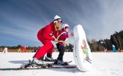 Skiareál Lipno hledá instruktory