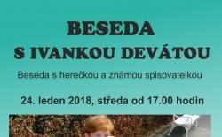 Beseda s Ivankou Devátou