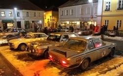 Dálková rallye veteránů opět projede centrem Kaplice