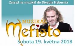 Zájezd na muzikál Mefisto