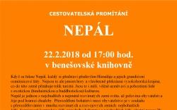 Cestovatelské promítání - Nepál