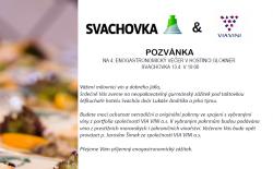 Degustační večer na Svachovce