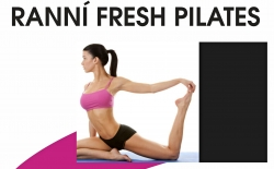 Ranní fresh pilates