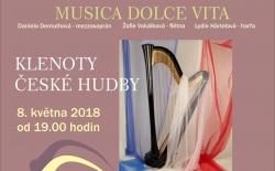 Koncert Klenoty české hudby...