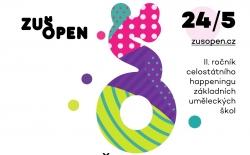 ZUŠ OPEN - 24.5.2018