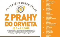 Pochod z Prahy do Orvieta