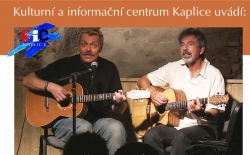 Dvojkoncert JUDr. Ivo Jahelka a Miroslav Paleček
