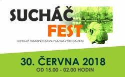 Sucháč Fest - 30. červen