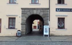 Infocentrum pro turisty na náměstí