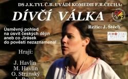 Dívčí válka - divadelní představení