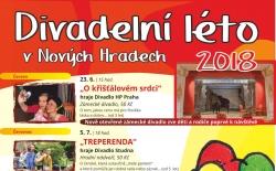 Divadelní léto v Nových Hradech