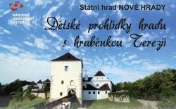 Hové Hrady - dětské prohlídky hradu
