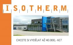 Isotherm hledá nové kolegy