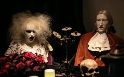 V Galerii Krampus straší Dracula a upíři...