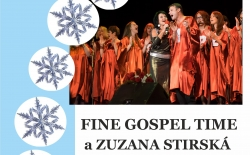 Fine Gospel Time a Zuzana Stirská
