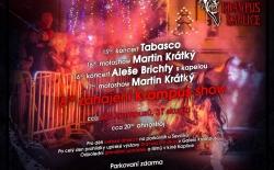 Krampus show Kaplice