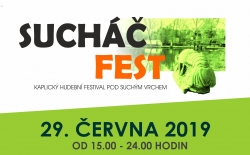 Sucháč Fest