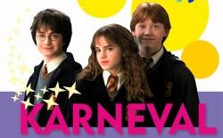 Dětský karneval - Harry Potter a kouzelníci