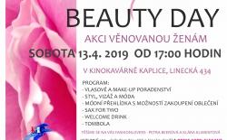 Beauty Day - akce věnovaná ženám
