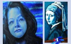 Modrý svět Stelly Bauer